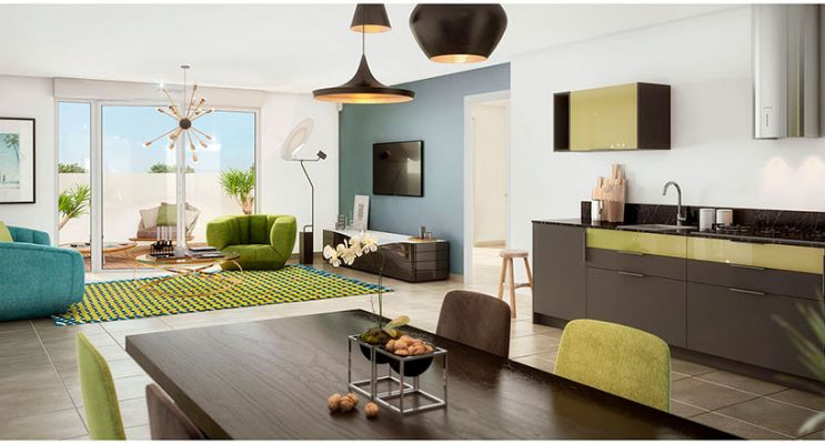 Résidence « L'Eloge » programme immobilier neuf à Montauban n°3