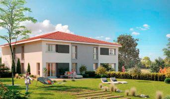Photo du Résidence « Les Carrés de l'Hippodrome » programme immobilier neuf à Montauban