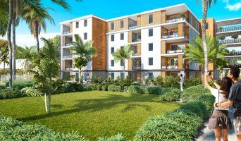 Photo du Résidence « Les Trois Arts - Bât. B » programme immobilier neuf en Loi Pinel à Abymes