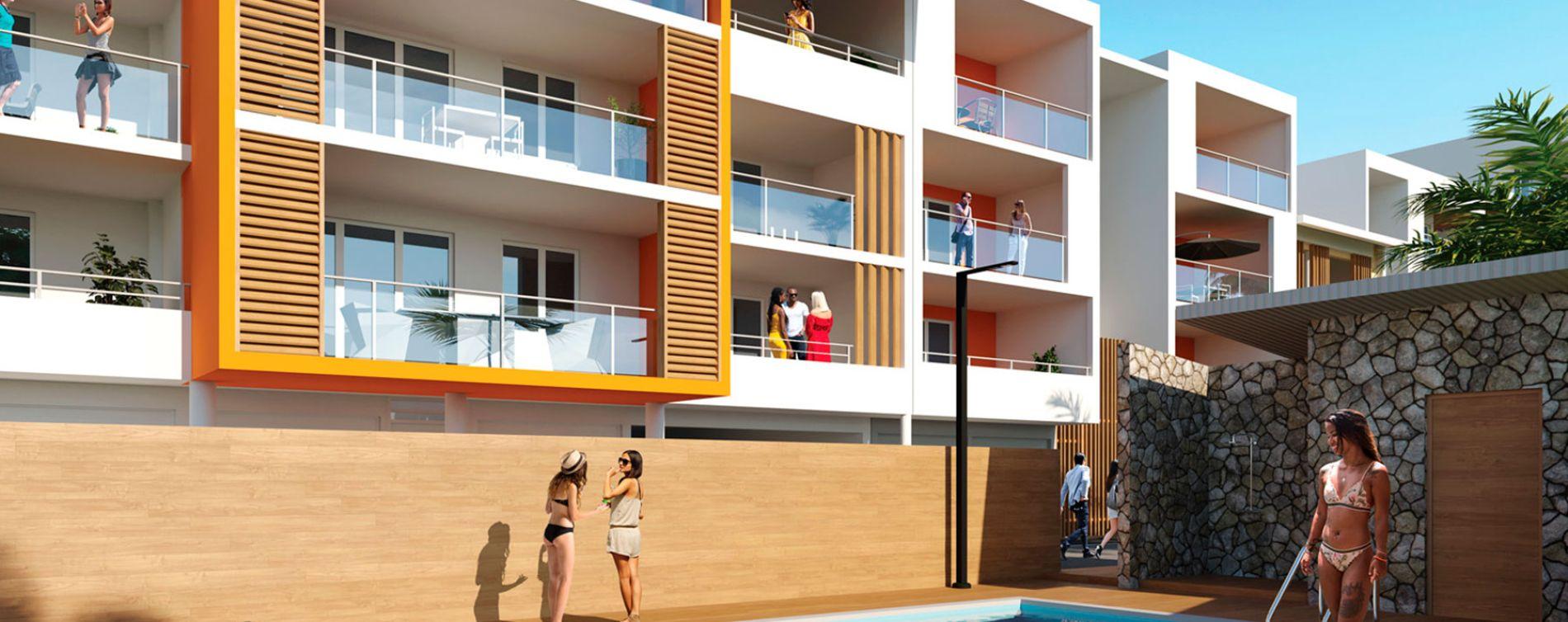 Cayenne : programme immobilier neuve « Hadali » (2)