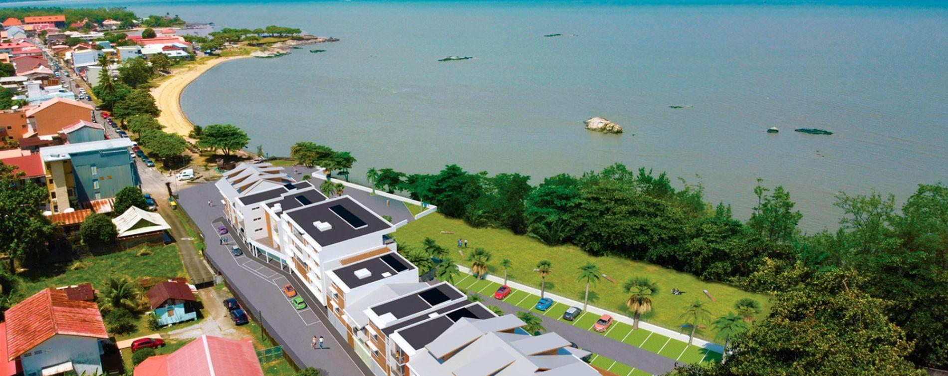Cayenne : programme immobilier neuve « Hadali » (3)