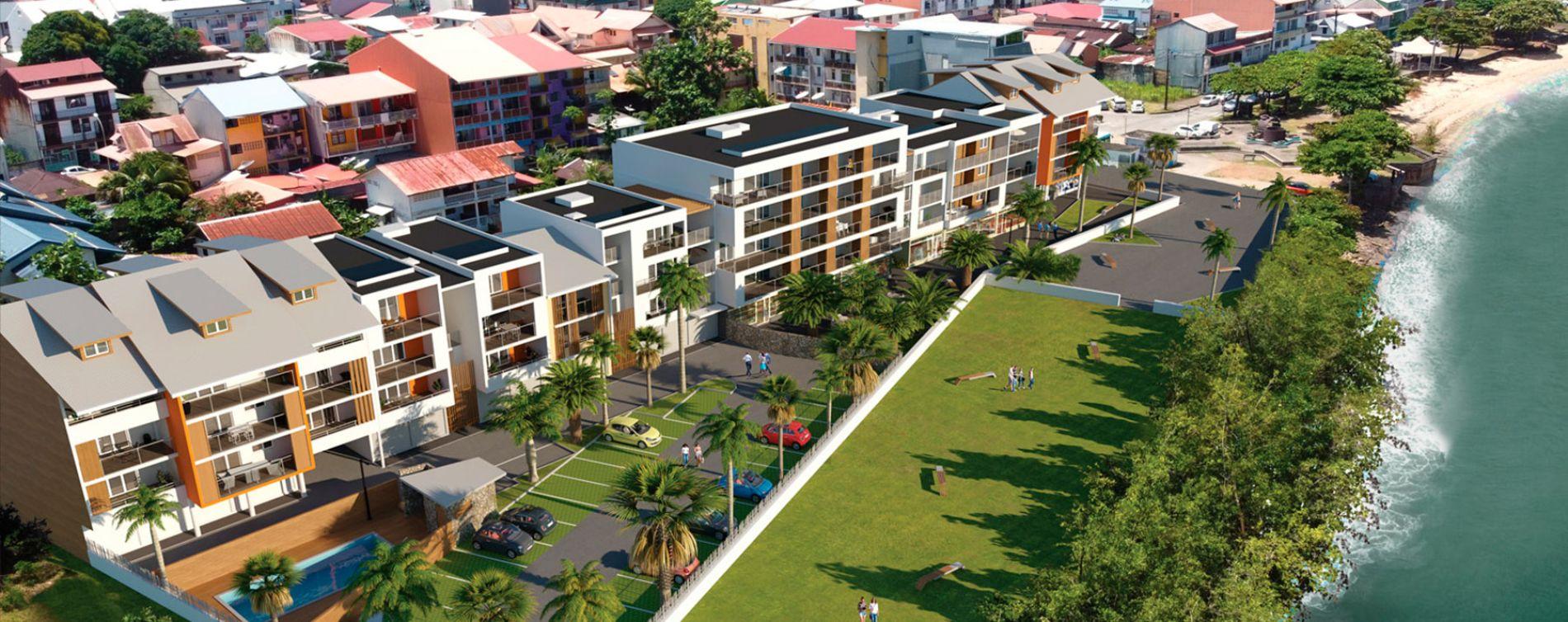 Cayenne : programme immobilier neuve « Hadali » (4)