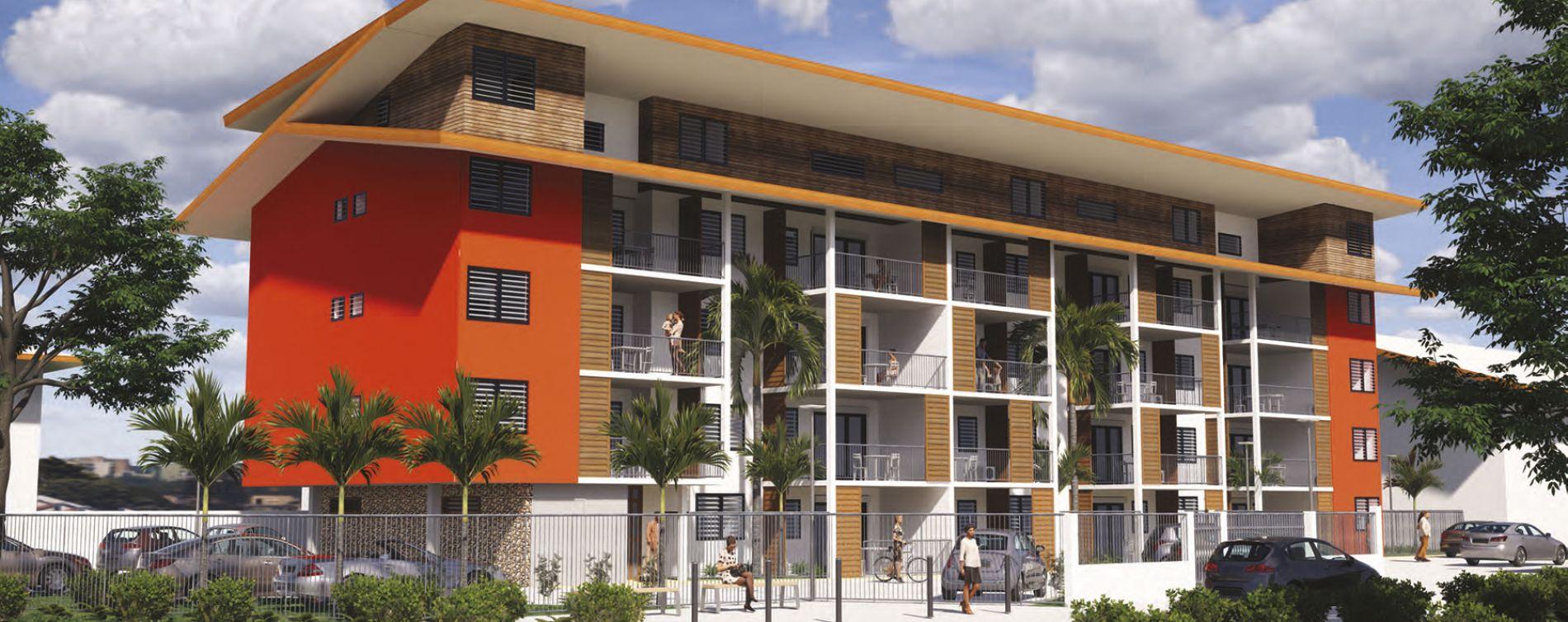 Cayenne : programme immobilier neuve « Les Amaryllis »