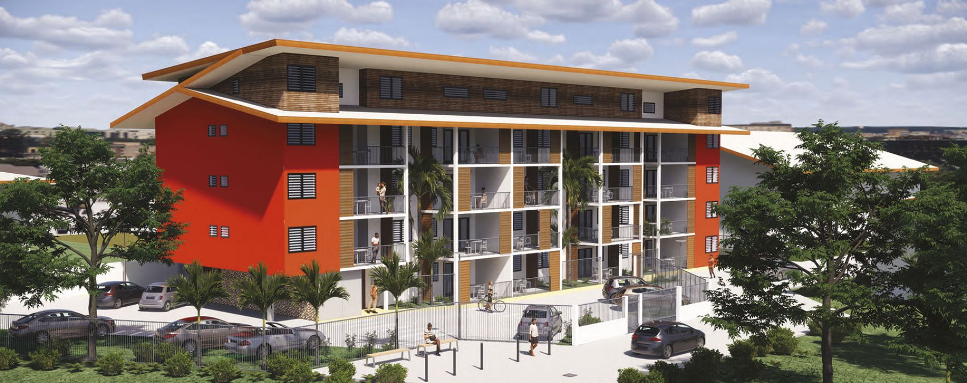 Cayenne : programme immobilier neuve « Les Amaryllis » (3)