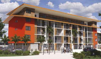 Photo du Résidence « Les Amaryllis » programme immobilier neuf en Loi Pinel à Cayenne