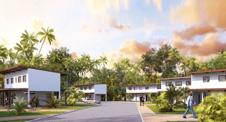 MACOURIA TONATE : programme immobilier neuf « Belle Humeur »