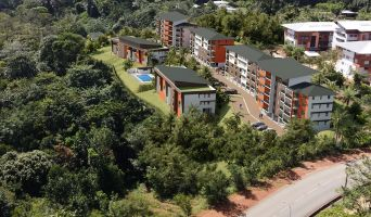 Remire-Montjoly : programme immobilier neuf « Ebène Rose 2023 » en Loi Pinel