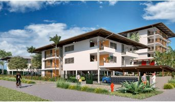 Remire-Montjoly : programme immobilier neuf « La Caravelle » en Loi Pinel