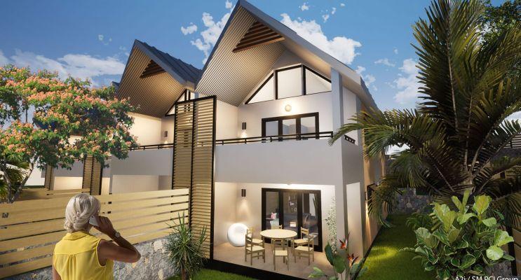 Étang-Salé : programme immobilier neuf « Precioso » en Loi Pinel