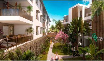 Résidence « Castel Roc » programme immobilier neuf en Loi Pinel à Saint-Denis n°1