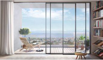 Résidence « Castel Roc » programme immobilier neuf en Loi Pinel à Saint-Denis n°4