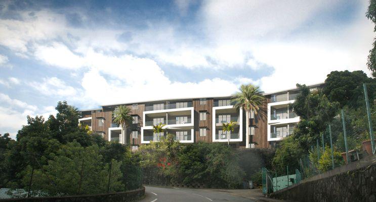 Photo n°3 du Résidence « Castel Roc » programme immobilier neuf en Loi Pinel à Saint-Denis