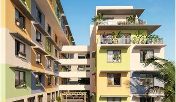 Saint-Denis programme immobilier neuve « Central Fac 11 » en Loi Pinel  (2)