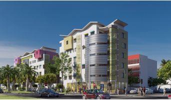 Saint-Denis : programme immobilier neuf « Le Jardin des Lys » en Loi Pinel
