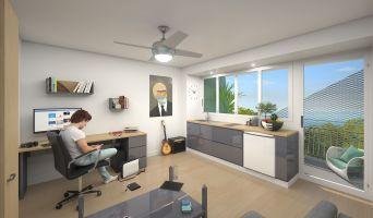 Saint-Denis programme immobilier neuve « Max Planck »  (2)