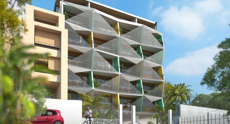 Photo du Résidence « Max Planck » programme immobilier neuf en Loi Pinel à Saint-Denis