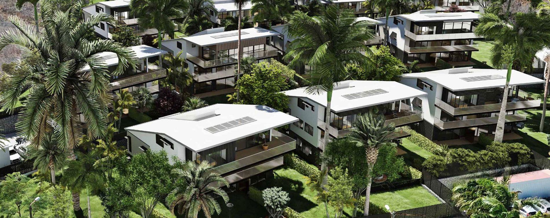 Saint-Paul : programme immobilier neuve « Côté Ouest » en Loi Pinel