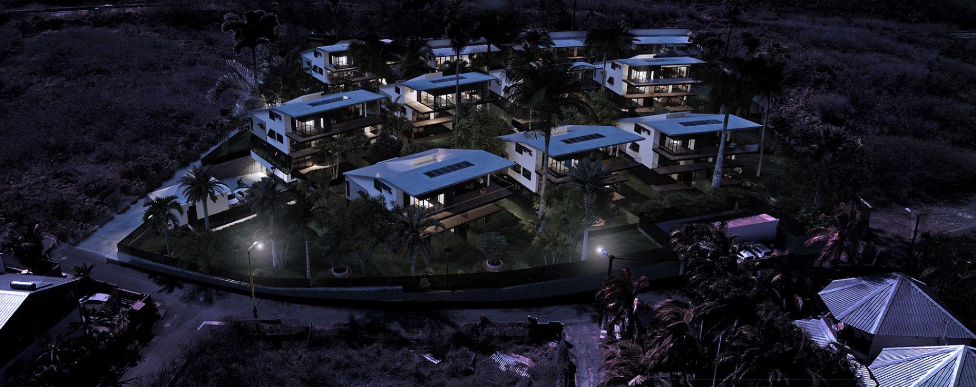 Saint-Paul : programme immobilier neuve « Côté Ouest » en Loi Pinel (2)