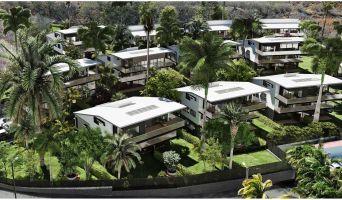 Photo du Résidence « Côté Ouest » programme immobilier neuf en Loi Pinel à Saint-Paul