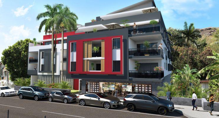 Photo du Résidence « Le Mandarin » programme immobilier neuf en Loi Pinel à Saint-Paul