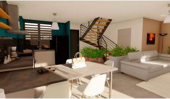 Photo n°3 du Résidence « Calandra » programme immobilier neuf en Loi Pinel à Saint-Pierre