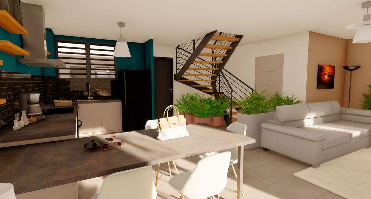 Résidence « Calandra » programme immobilier neuf en Loi Pinel à Saint-Pierre n°3
