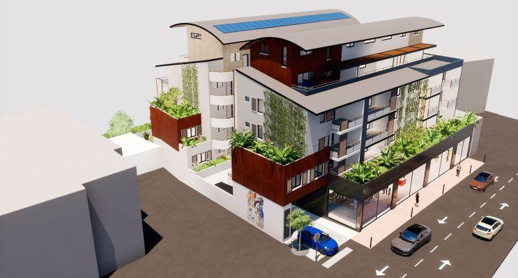Résidence « Calandra » programme immobilier neuf en Loi Pinel à Saint-Pierre n°4