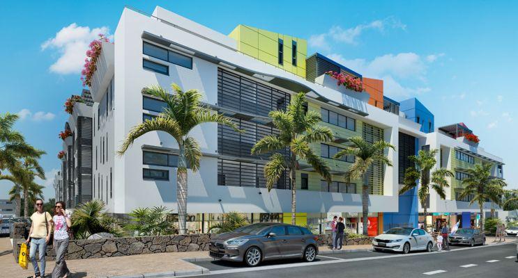 Photo du Résidence « Les Jardins d'Ugo » programme immobilier neuf en Loi Pinel à Saint-Pierre