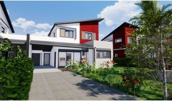 Saint-Pierre : programme immobilier neuf « Les Villas Rubis » en Loi Pinel