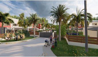 Saint-Pierre programme immobilier neuve « Les Villas Rubis » en Loi Pinel  (2)