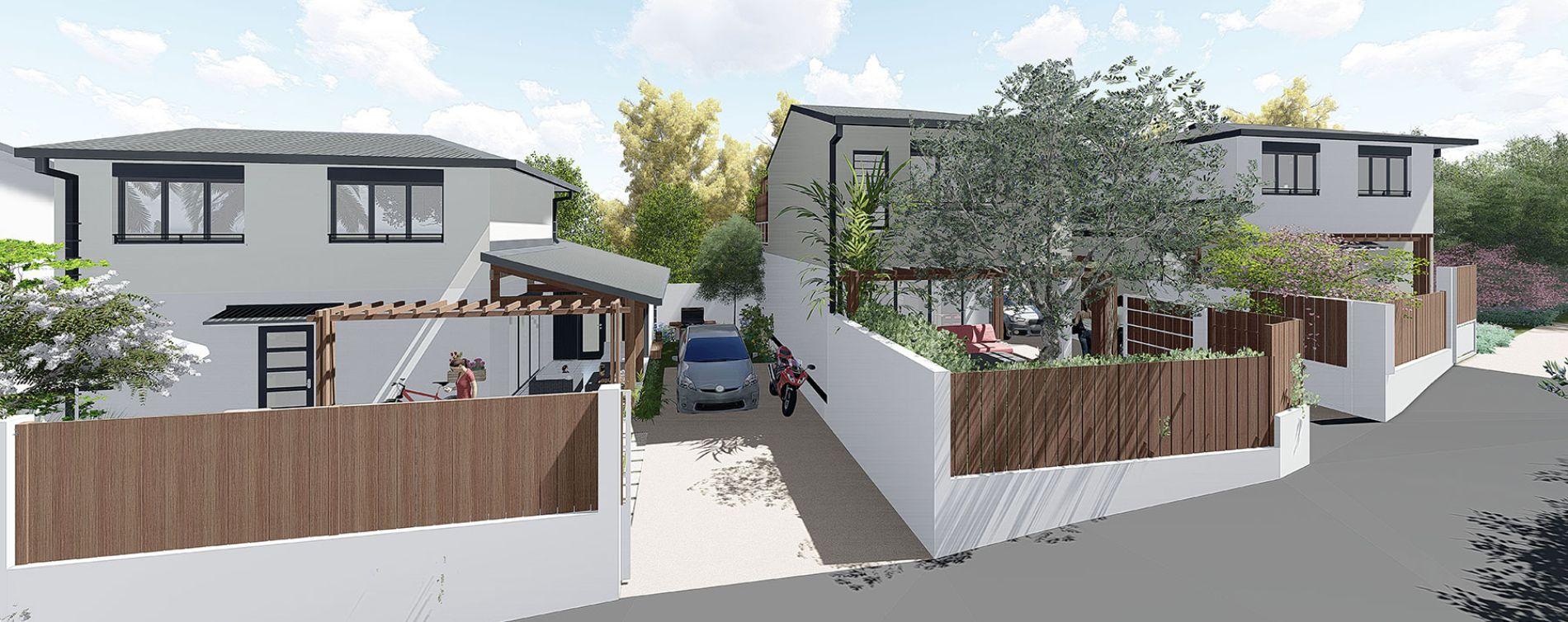 Saint-Pierre : programme immobilier neuve « Longani » en Loi Pinel (4)