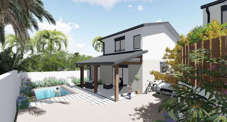 Saint-Pierre : programme immobilier neuf « Longani » en Loi Pinel