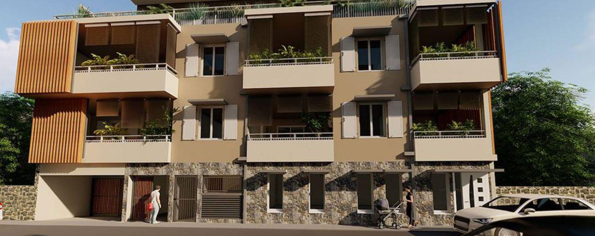 Saint-Pierre : programme immobilier neuve « Résidence Archambaud » en Loi Pinel