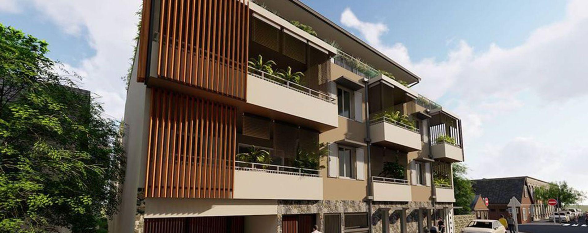 Saint-Pierre : programme immobilier neuve « Résidence Archambaud » en Loi Pinel (2)