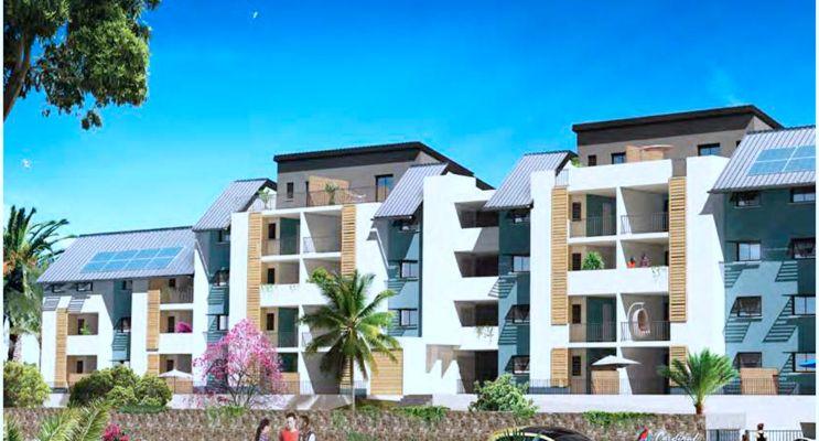 Photo n°2 du Résidence « Cardinal » programme immobilier neuf en Loi Pinel à Sainte-Marie