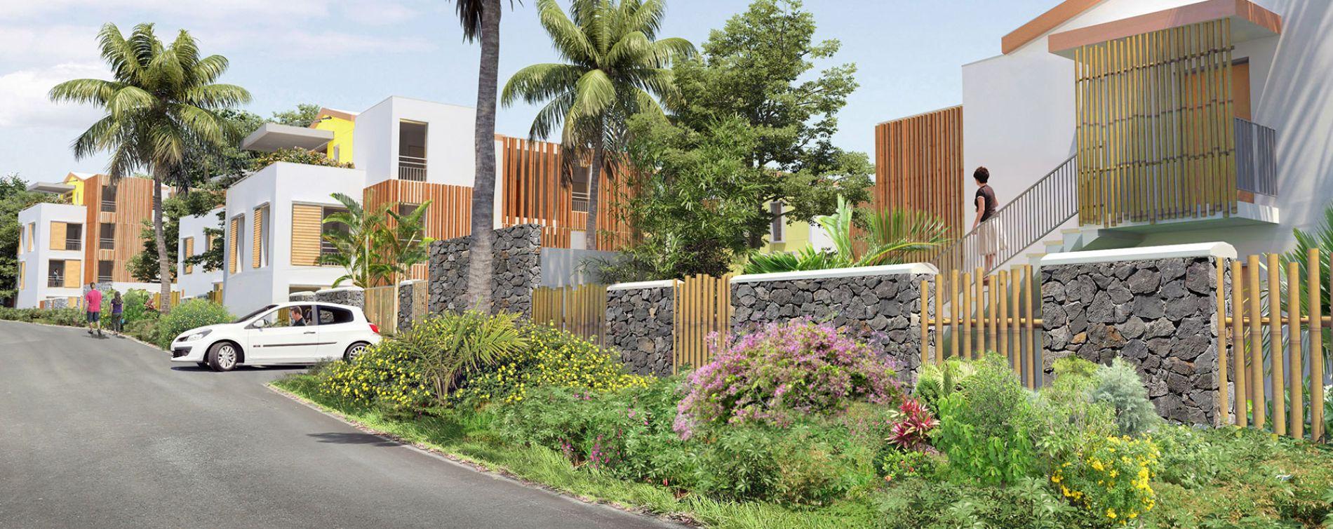 Sainte-Marie : programme immobilier neuve « Constellation » en Loi Pinel (2)