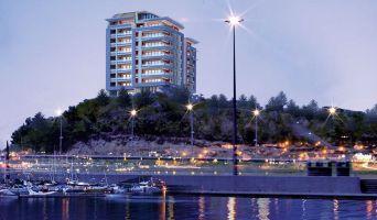 Résidence « Bleu Horizon » programme immobilier neuf en Loi Pinel à Fort-de-France n°1