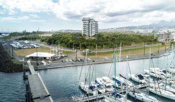 Résidence « Bleu Horizon » programme immobilier neuf en Loi Pinel à Fort-de-France n°2