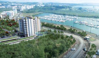 Résidence « Bleu Horizon » programme immobilier neuf en Loi Pinel à Fort-de-France n°3