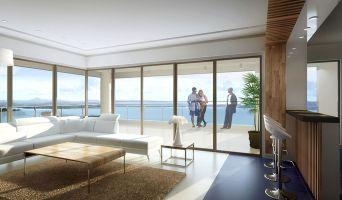 Résidence « Bleu Horizon » programme immobilier neuf en Loi Pinel à Fort-de-France n°4