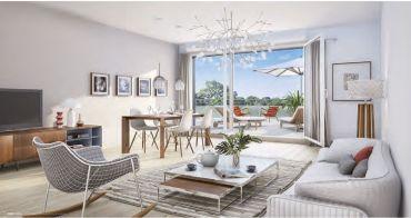 Bouguenais : programme immobilier neuf « Os'moz 2 » en Loi Pinel