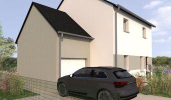 Résidence « Chemin De La Sausaie » programme immobilier neuf en Loi Pinel à Carquefou