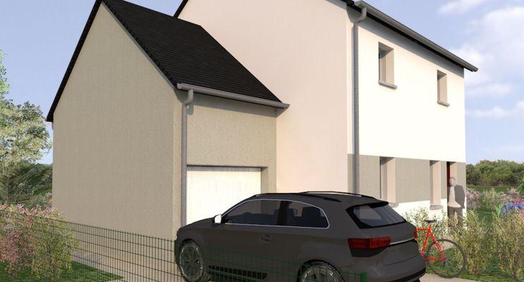 Photo du Résidence « Chemin De La Sausaie » programme immobilier neuf en Loi Pinel à Carquefou