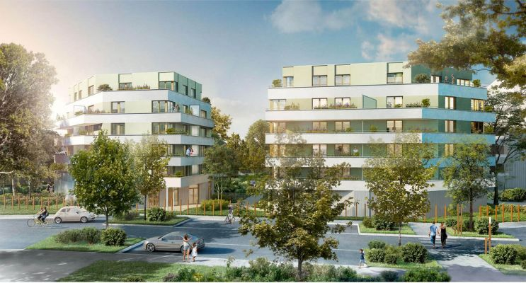 Photo du Résidence «  n°215342 » programme immobilier neuf en Loi Pinel à Carquefou