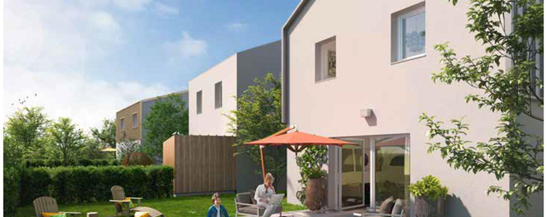 Carquefou : programme immobilier neuve « Le Clos Virens »