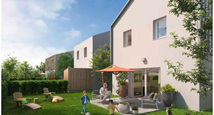 Photo du Résidence « Le Clos Virens » programme immobilier neuf à Carquefou