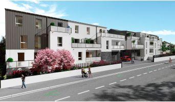 Carquefou programme immobilier neuf « Le Domaine du Castel