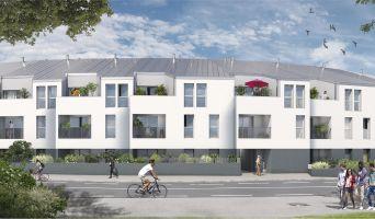 Photo du Résidence « Luméa » programme immobilier neuf en Loi Pinel à Carquefou