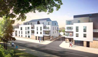 Résidence « Affluence » programme immobilier neuf en Loi Pinel à Couëron n°2