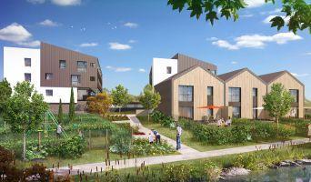 Résidence « Embellies » programme immobilier neuf en Loi Pinel à Couëron n°2